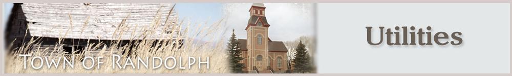 Town of Randolph Utilities