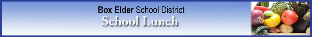 .Box Elder School District - Lunch Program