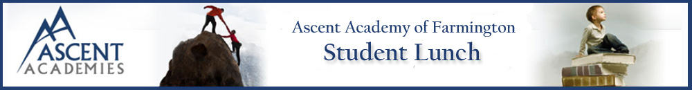 Ascent Academy of Farmington Student Lunch