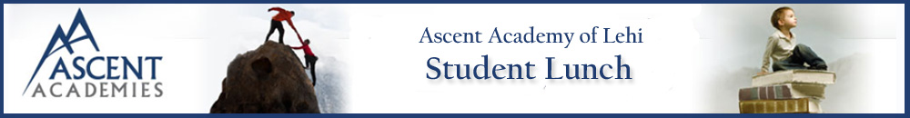 Ascent Academy of Lehi Student Lunch