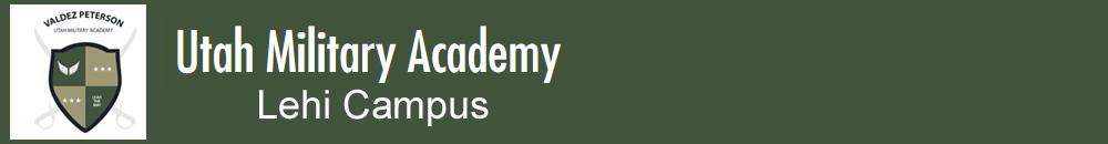 Utah Military Academy Lehi Misc