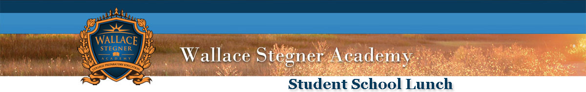 Wallace Stegner Academy - Student Lunch