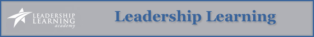 Leadership Learning Academy