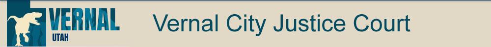 Vernal City Justice Court